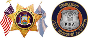 Rockland County Sheriff's Deputies Association and Orangetown PBA